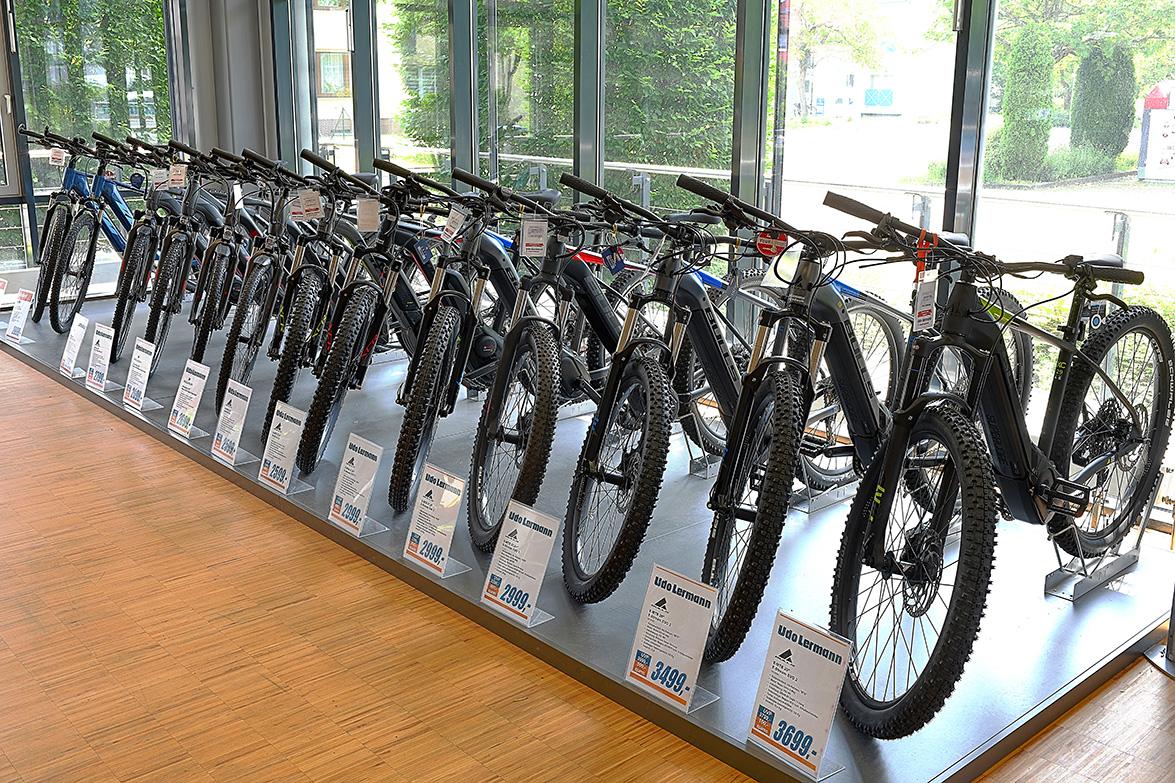 UDO LERMANN Zweiradwelt Fahrrad Händler Main Spessart Marktheidenfeld Rhein Main Frankfurt