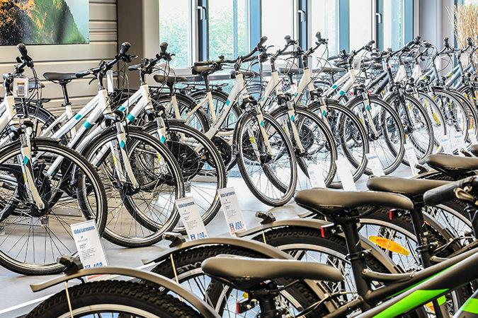 UDO LERMANN Fahrrad Händler Main Spessart Markteidenfeld Ausstellung